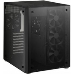 Lian-li PC-O8W Black Dual Tempered Glass Tid Tower ATX...