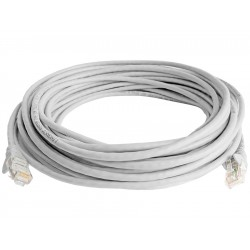 Linkbasic 10 Meter UTP Cat5e Patch Cable Grey