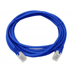 Linkbasic 3 Meter UTP Cat5e Patch Cable Blue