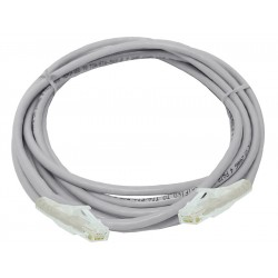 Linkbasic 3 Meter UTP Cat6a Patch Cable Grey