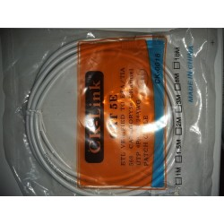 CAT5e UTP Network Cable - 2M