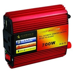 LC-Star DC 12v to AC 220v Inverter (Does Not Charge Batteries)