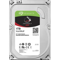"Seagate 1TB Ironwolf 3.5"" NAS Internal Hard Drive"