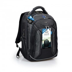 Port Designs MELBOURNE 15.6 Backpack Case Black