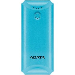 Adata P5000 5000mah Power Bank - Blue