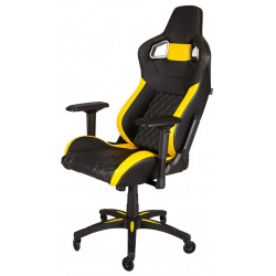 Corsair T1 Race Chair Black with Yellow