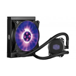 Cooler Master Masterliquid 120 Pre-Filled Liquid Based CPU...
