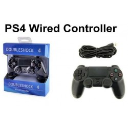 Doubleshock 4 PS4 Wired Controller