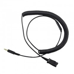 Calltel Quick Disconnect - 3.5mm Jack Cable