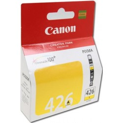 CANON CLI-426Y Yellow Cartridge