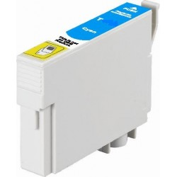Epson T0822 Compatible Cyan Cartridge