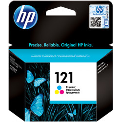 HP 121 Colour Cartridge
