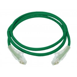 Linkbasic 1 Meter UTP Cat6 Patch Cable Green