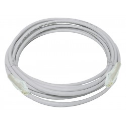 Linkbasic 5 Meter UTP Cat6a Patch Cable Grey