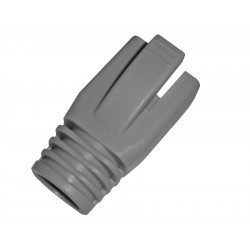 Linkbasic Grey Boots for RJ45-6FTP