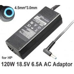 HP 18.5V 6.5A (4.5*3.0MM) 120W Generic Replacement Charger