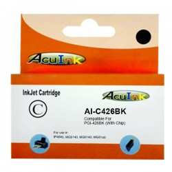 AcuInk Canon CLI-426BK XL Compatible Black Cartridge