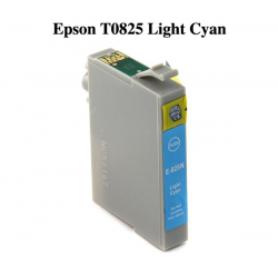 Epson T0825 Compatible Light Cyan Cartridge