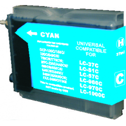 Brother B57C Compatible Cyan Cartridge