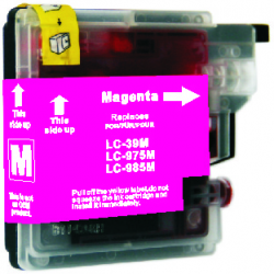 Brother LC39M Compatible Magenta Cartridge