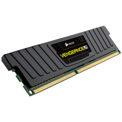 Corsair vengeance 8gb ddr3 ram Lp with black low-profile...