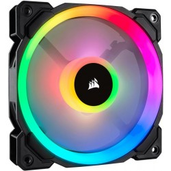 Corsair 120mm Dual Light Loop RGB LED PWM Fan