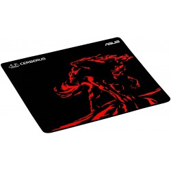 Asus Cerberus Plus Gaming mouse pad - Black and Red
