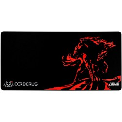 Asus Cerberus XXL Gaming mouse pad - Black and Red