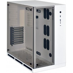 Lian-li PC-O11 Dual Tempered Glass White ATX Desktop Chassis