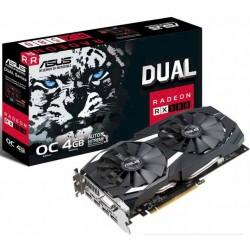 ASUS Radeon RX 580 Dual Fan OC 4GB GDDR5 Graphics Card