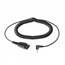 Calltel Quick Disconnect - 2.5mm Jack Cable