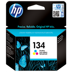 HP 134 TRI-COLOUR C9363HE INKJET PRINT CARTRIDGE