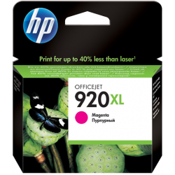 HP 920 XL Magenta Officejet Ink Cartridge