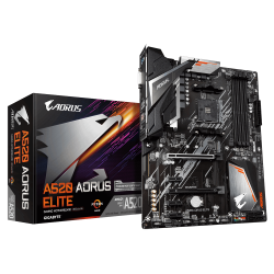 Gigabyte A520M Aorus Elite Socket AM4 Micro-ATX Motherboard