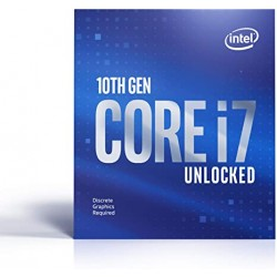 Intel® Core™ i7-10700KF Processor 3.80 GHz (16M Cache, Up to...