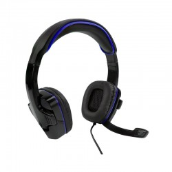 Sparkfox PS4 SF1 Stereo Headset Blue