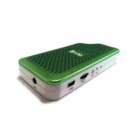 DIVOOM ITOUR 30 TRAVEL SPEAKER GREEN