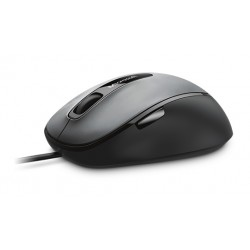 Microsoft Comfort Mouse 4500, Black With Bluetrack...