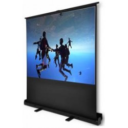 Esquire Scena Pull Up Projector Screen 54 inches - 1.2m X...