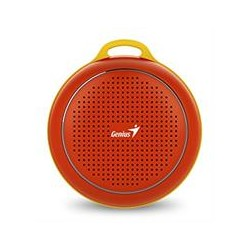 Genius SP-906BT R2 Plus Portable Bluetooth - Red