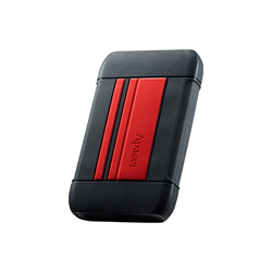 Apacer AC633 2TB USB 3.1 External Hard Drive - Red