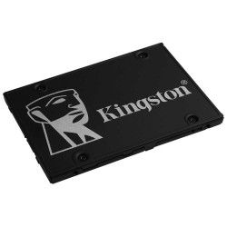 "Kingston KC600 256GB 2.5"" Solid State Drive"