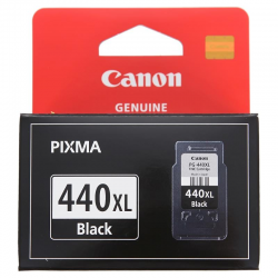 Canon PG-440 XL Black Ink Cartridge - 600 Pages