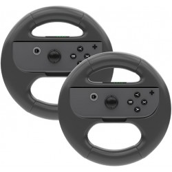 Sparkfox Race Wheel for Nintendo Switch - 2 Pack