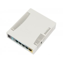 MikroTik USB and PoE 2GHz WiFi Router | RB951Ui-2HnD