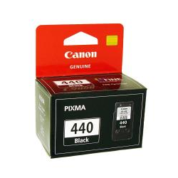 Canon PG-440 Black Cartridge - 200 Pages