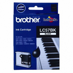 Brother LC57BK Black Cartridge
