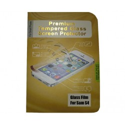 Premium Tempered Glass Screen Guard for Samsung Galaxy S4