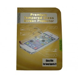 Premium Tempered Glass Screen Guard for Sony Experia Z1