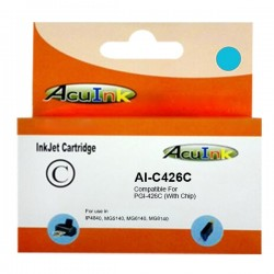 AcuInk Canon CLI-426C Compatible Cyan Cartridge
